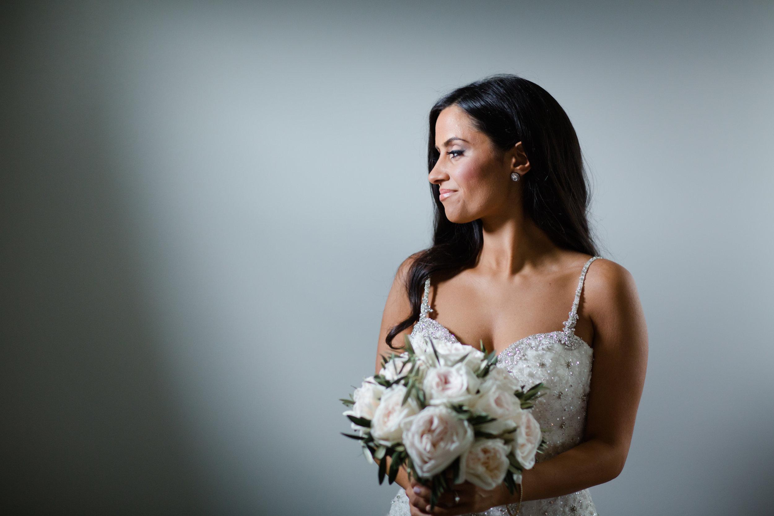 Ballgown style wedding gown - destination Kiawah Island, South Carolina wedding