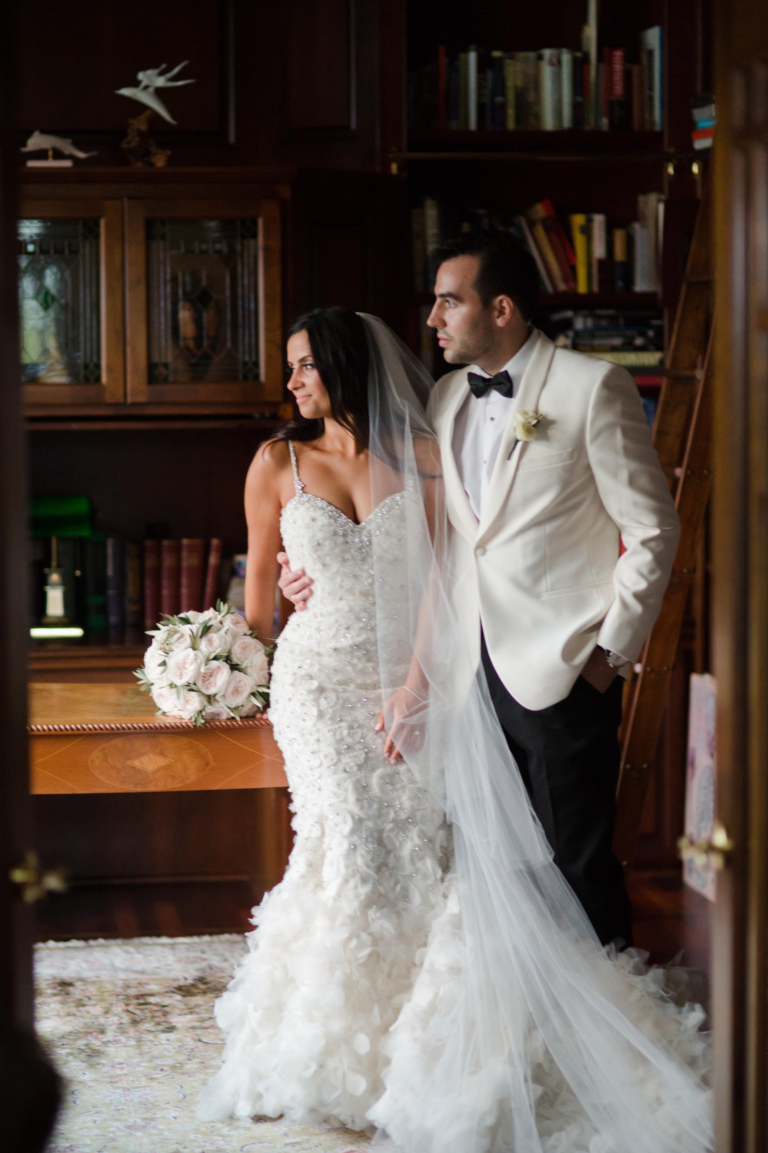 Saints Constantine and Helen Greek Orthodox Church wedding