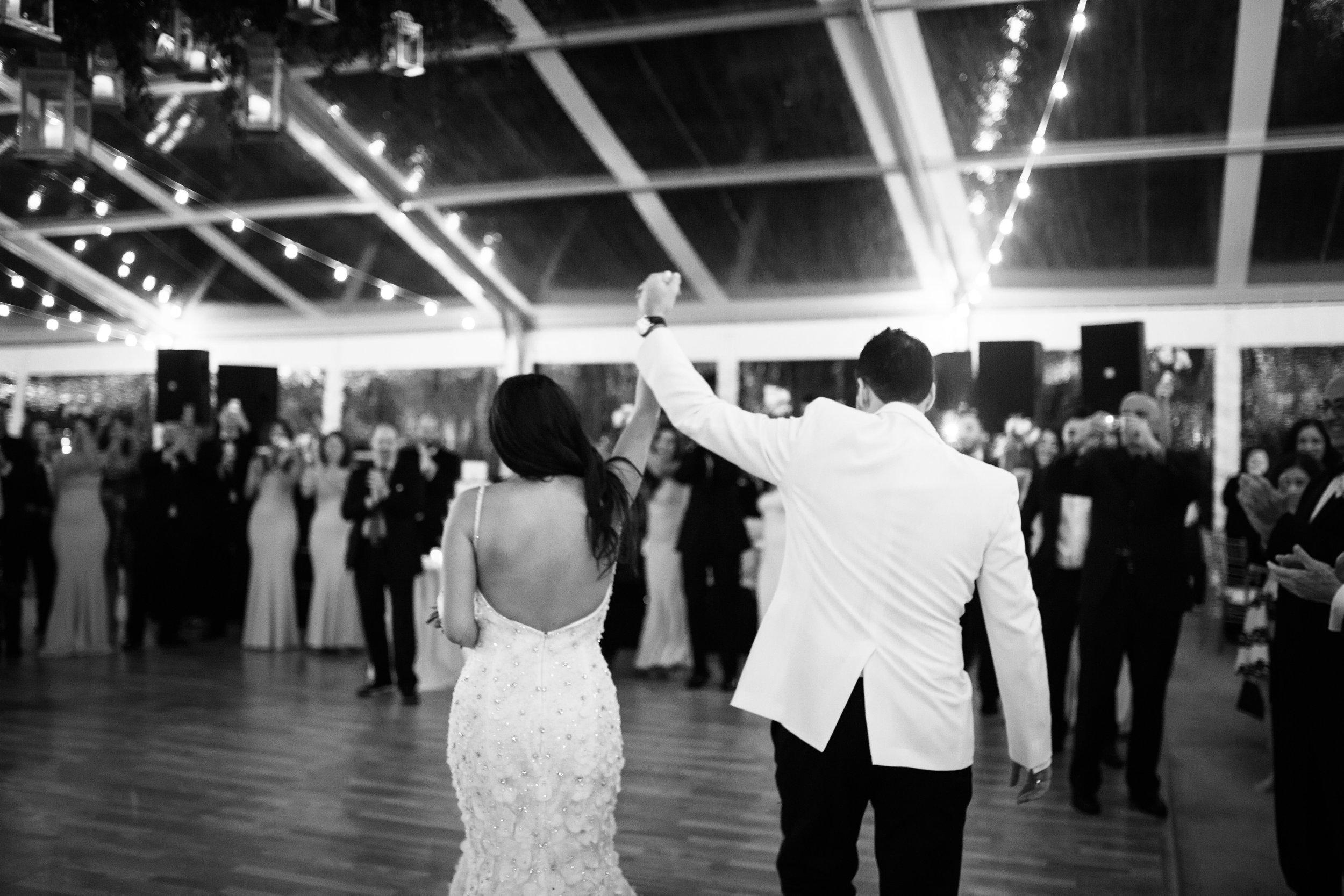 Wedding reception at Kiawah Island Golf Club