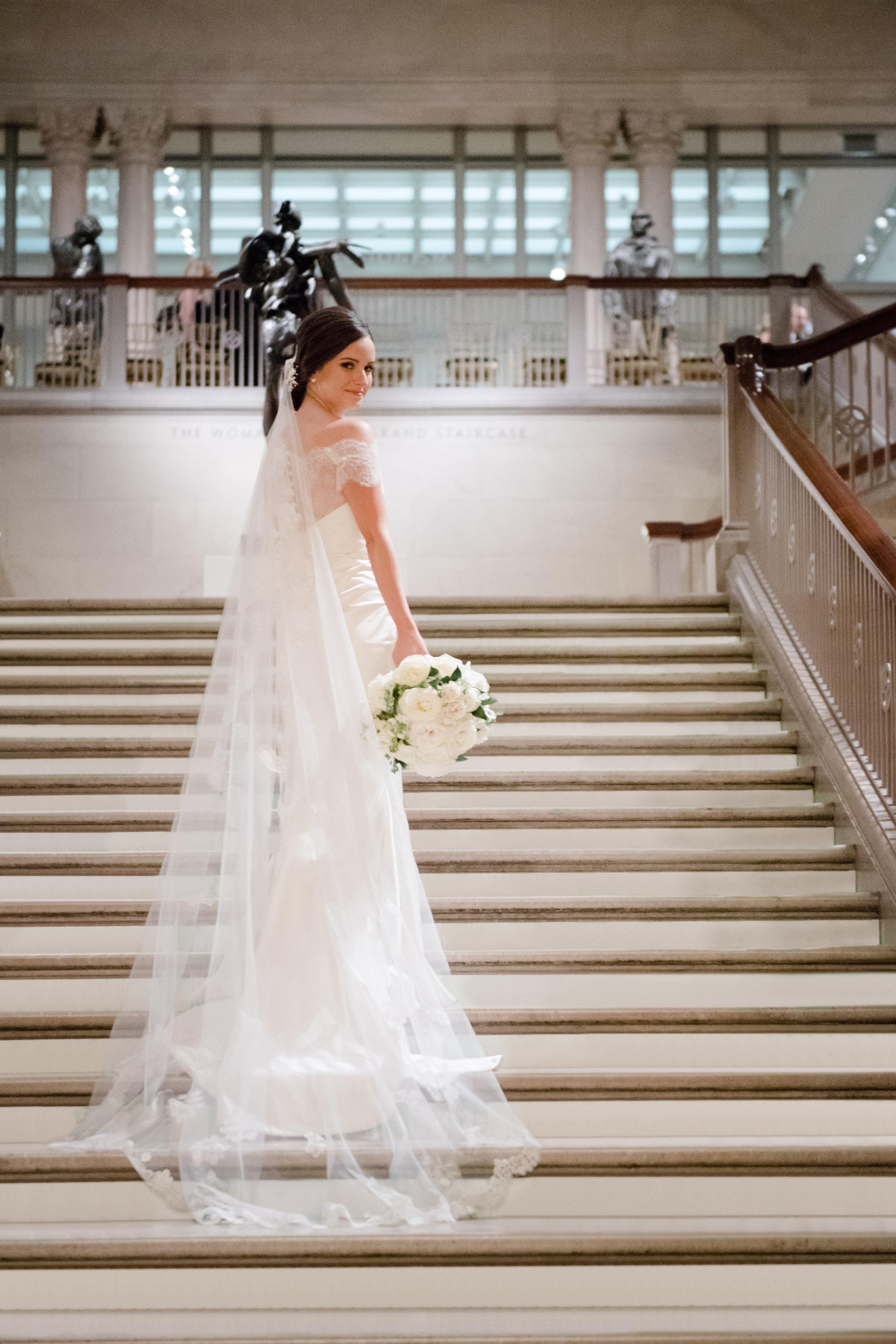 Art Institute Chicago Wedding
