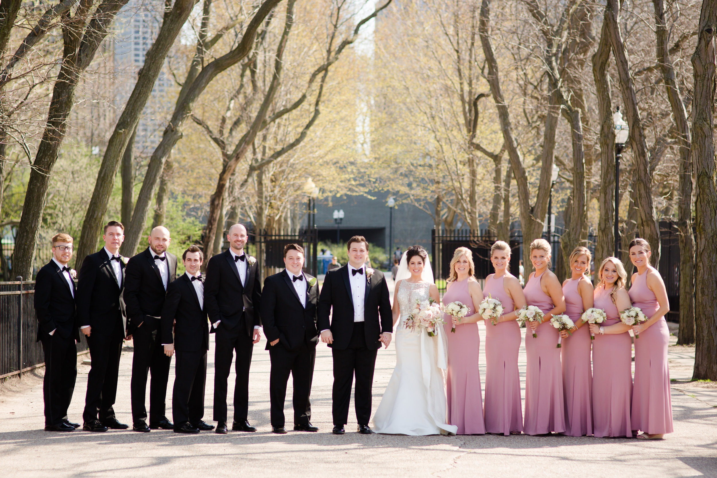 Classic Wedding Chicago Cultural Center29.jpg