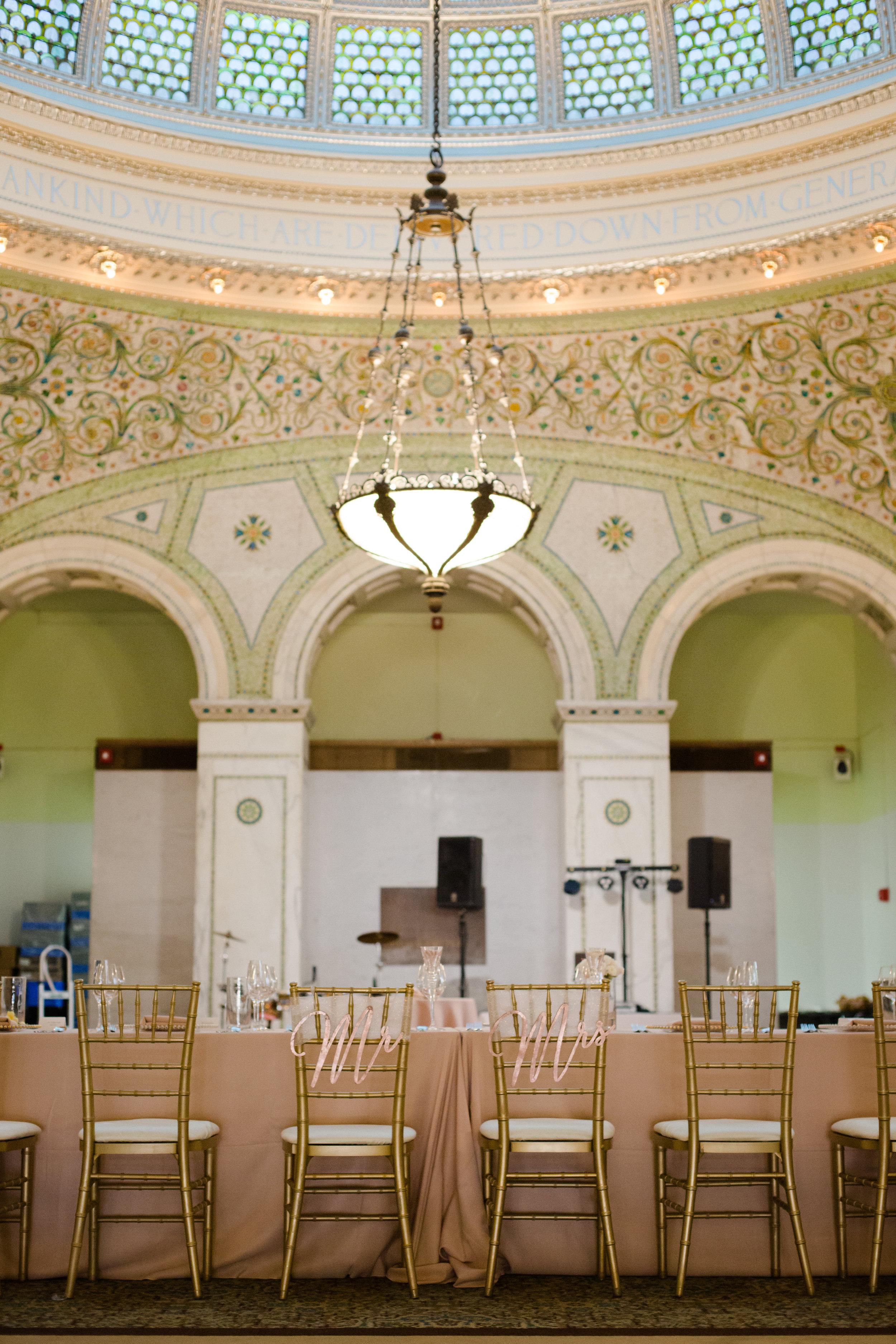 Classic Wedding Chicago Cultural Center70.jpg