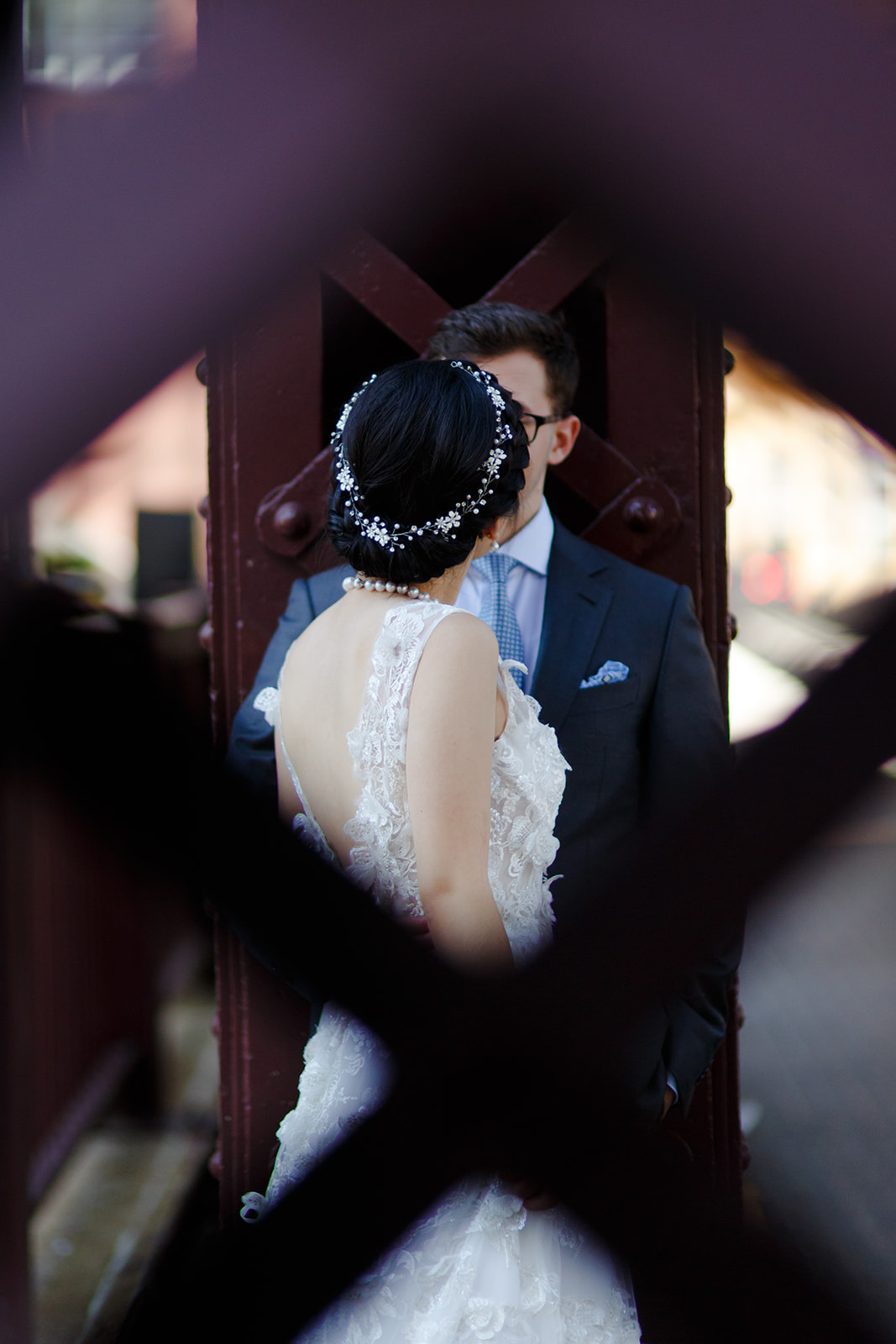 Intimate Wedding at R29 Chicago