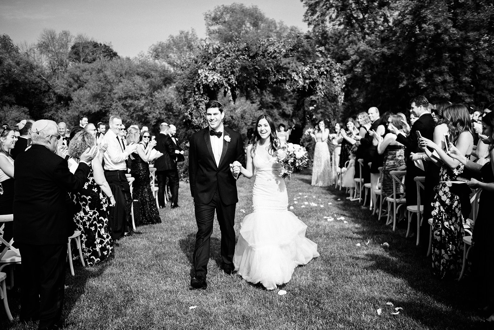 Enchanting Wisconsin Summer Wedding