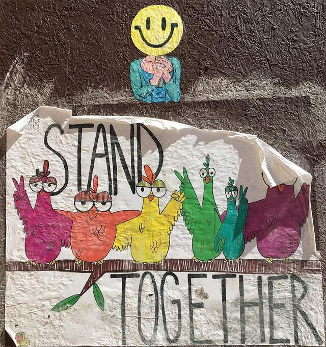 #philly #standtogether #weareone #spreadpeaceloveandhappiness