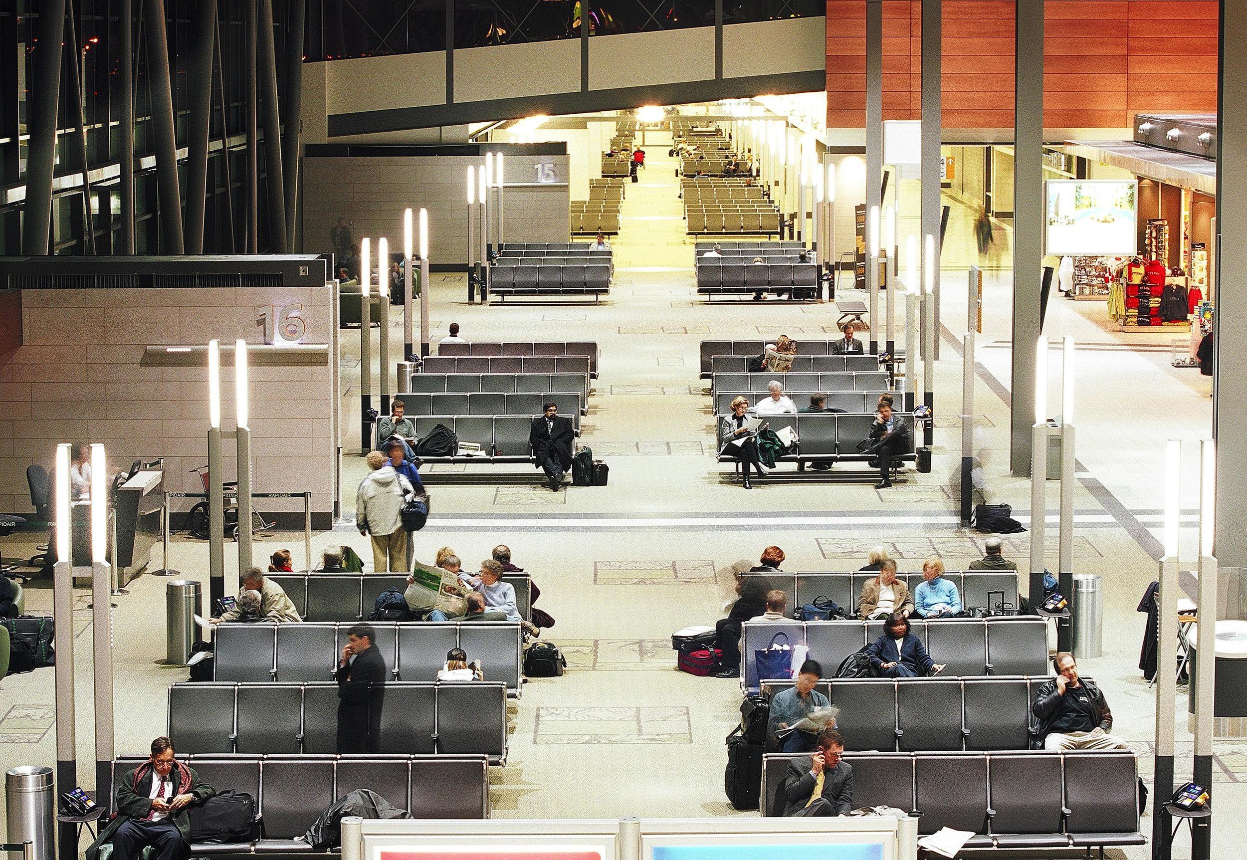 Ottawa Macdonald- Cartier InternationalAirport
