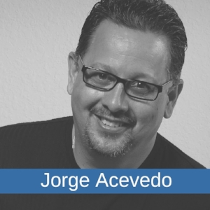 Jorge Acevedo , a native of Puerto Rico, had his life changed by Jesus Christ at age seventeen. Rescued from a life of addictions, his greatest delight is connecting people to Jesus and the Church. A graduate of Asbury Theological Seminary, Jorge held ministerial roles in several churches throughout Florida before settling in as the Lead Pastor at Grace Church, a multi-site, United Methodist congregation in Southwest Florida. Grace Church is recognized as having one of the largest and most effective recovery ministries in America. Jorge authored  Vital: Churches Changing Communities and the world  and co-authored  Sent: Giving the Gift of Hope at Christmas  and  The Heart of Youth Ministry .  Jorge and his wife Cheryl have two adult sons, Daniel and Nathan, and four grandchildren.