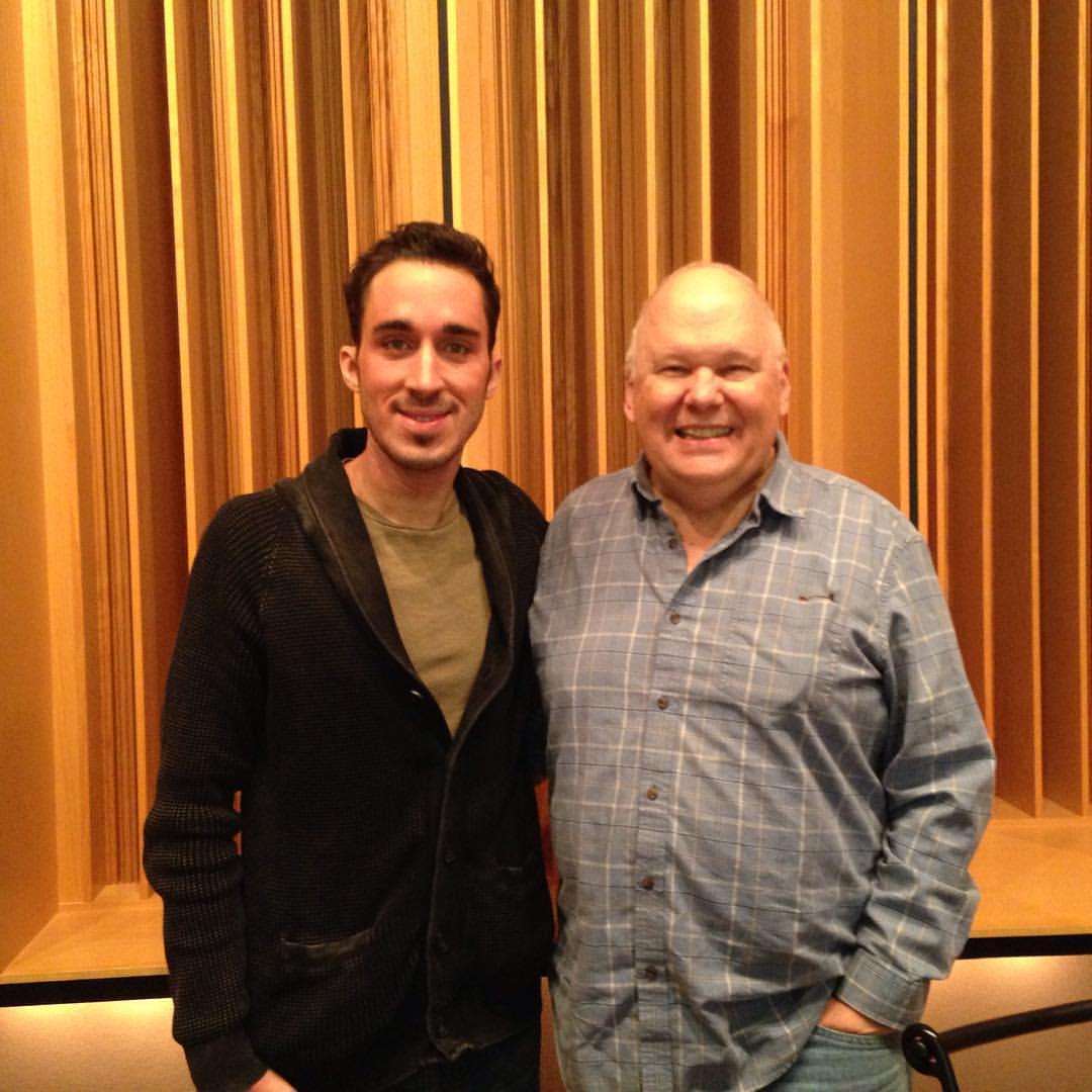 With Mastering Legend Bob Ludwig