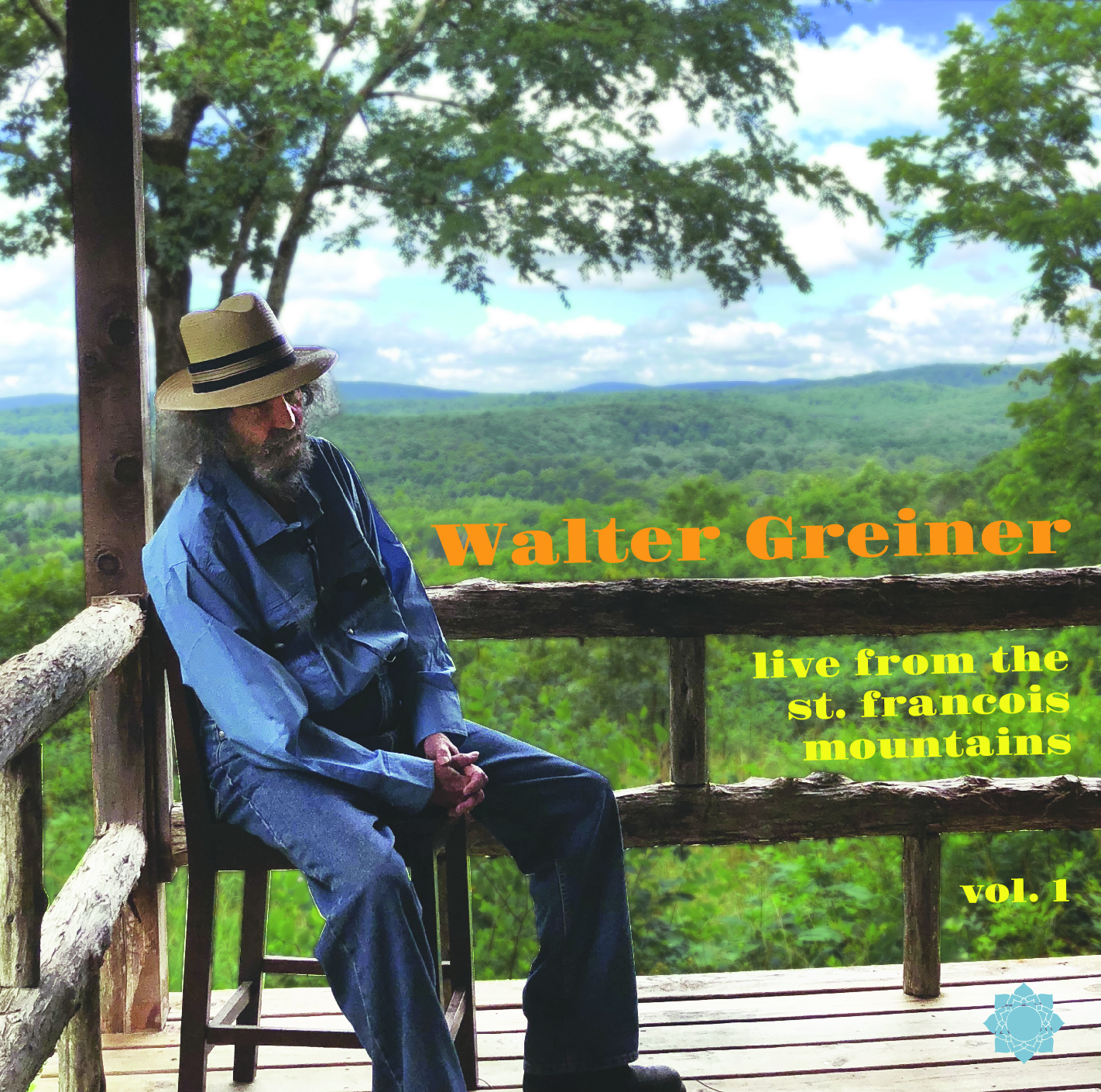 "Walter Greiner | ""Live from the St. Francois Mountains, Vol. 1"""