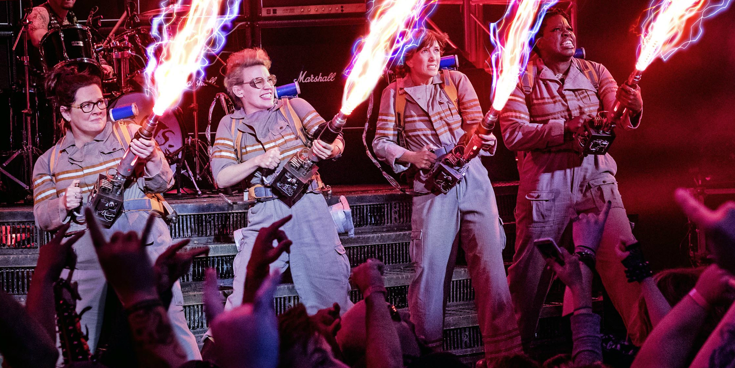 Ghostbusters revisited: A decent take on an age old classic (3 / 5 stars)
