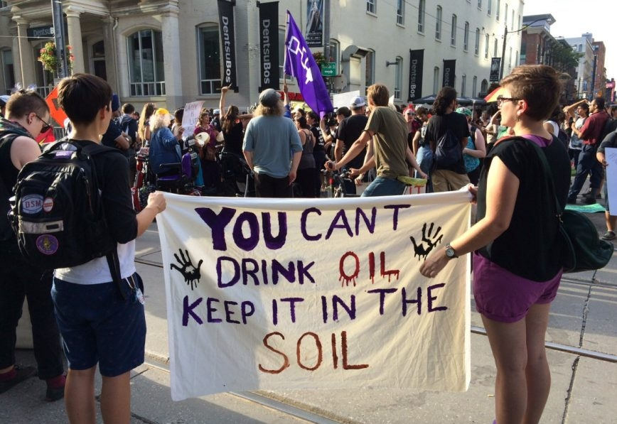 Contextualizing the Dakota Access Pipeline: DAPL's reminders about present-day colonialism