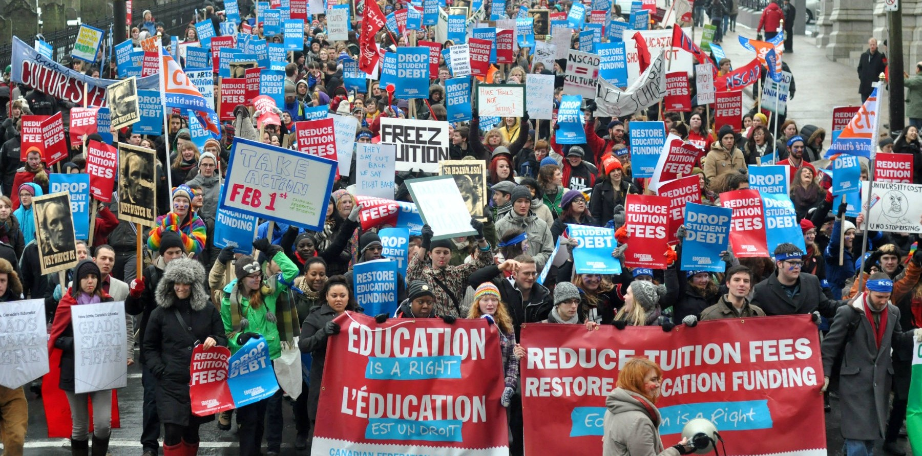 Photo: Canadian Federation of Students