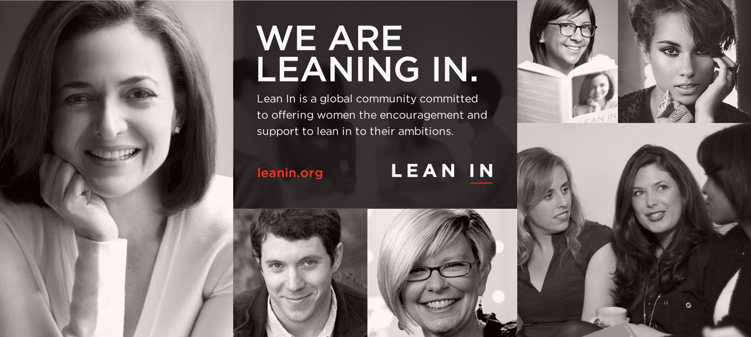 Lean in with Lean In!