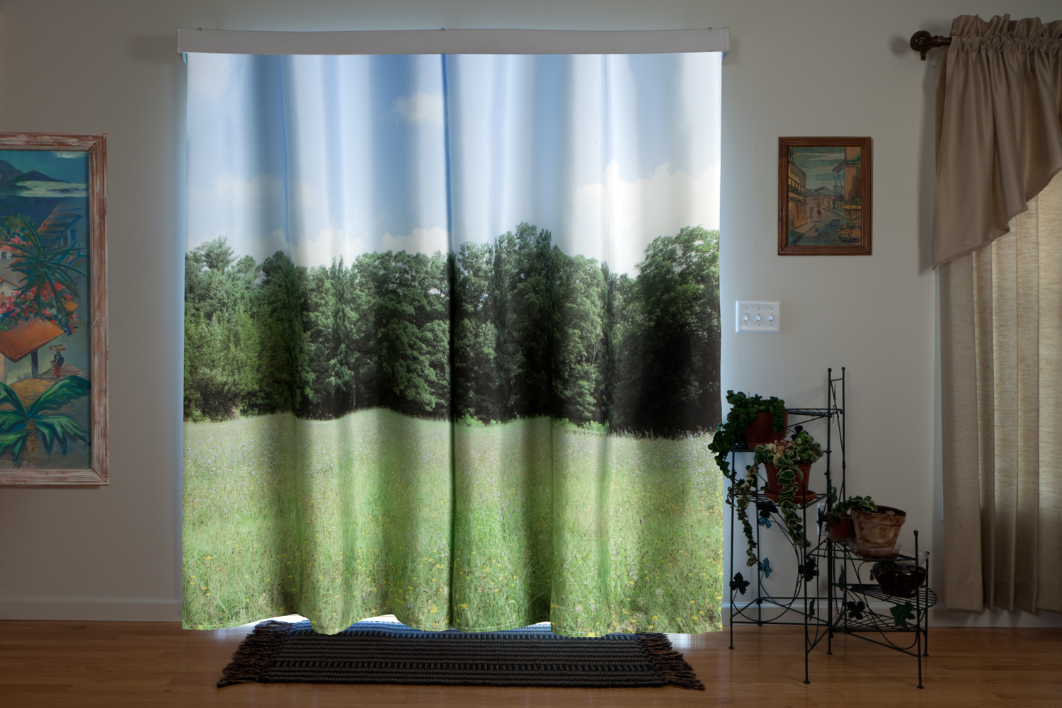 Daylight, 2012, archival pigment print on paper