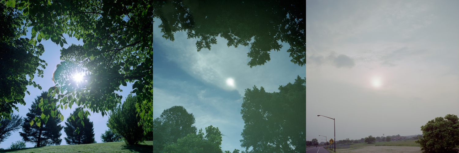 Distant Light, 2010, archival pigment print on paper