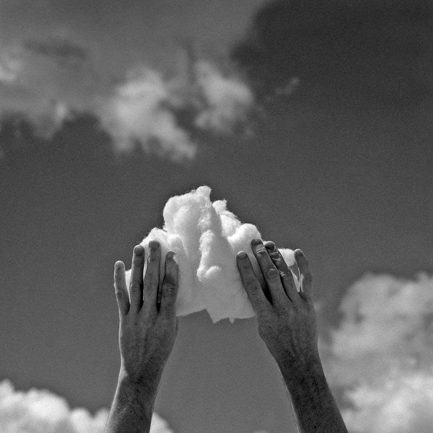 Clouds, 2004, archival pigment print on paper