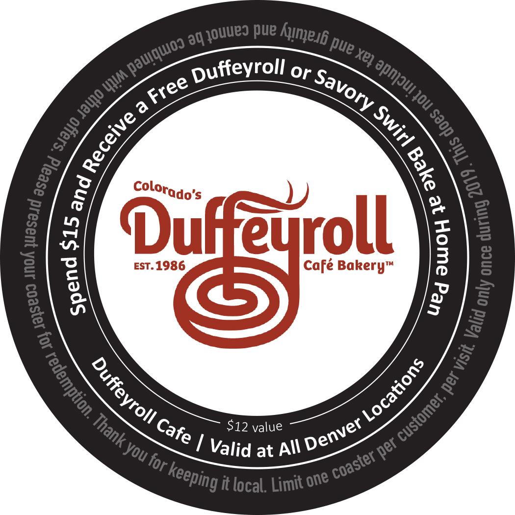 Duffeyroll Cafe