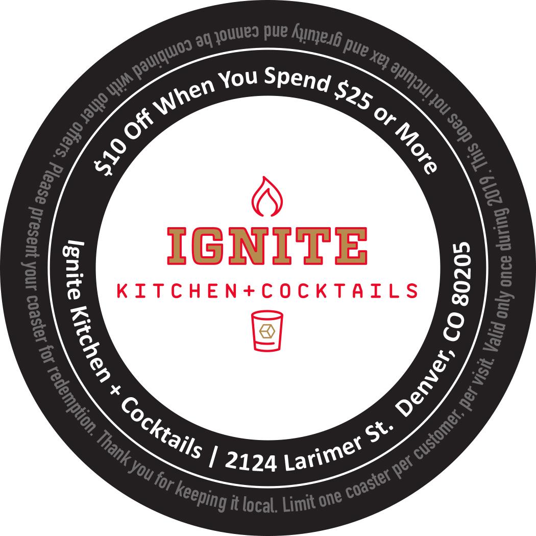 Ignite Kitchen + Cocktails