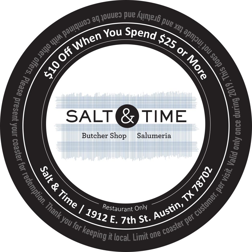 Salt + Time