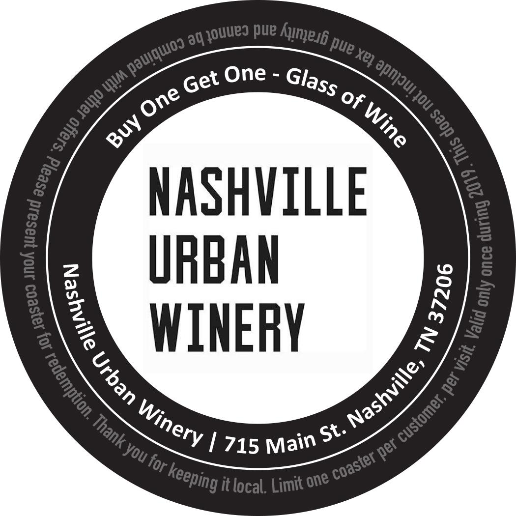 Nashville Urban Winery