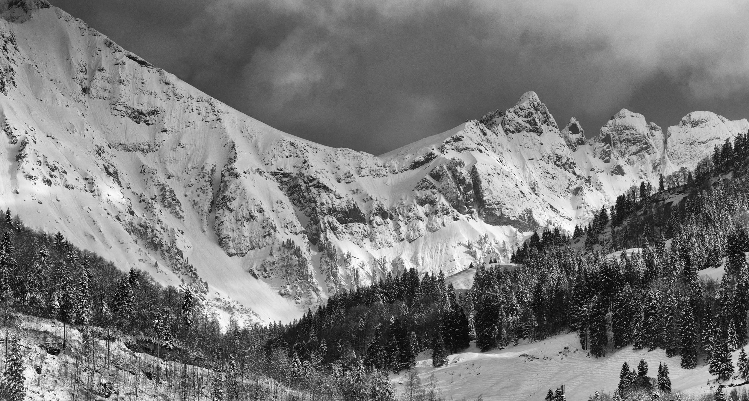 Swiss Alps # 1  Appenzell Alps
