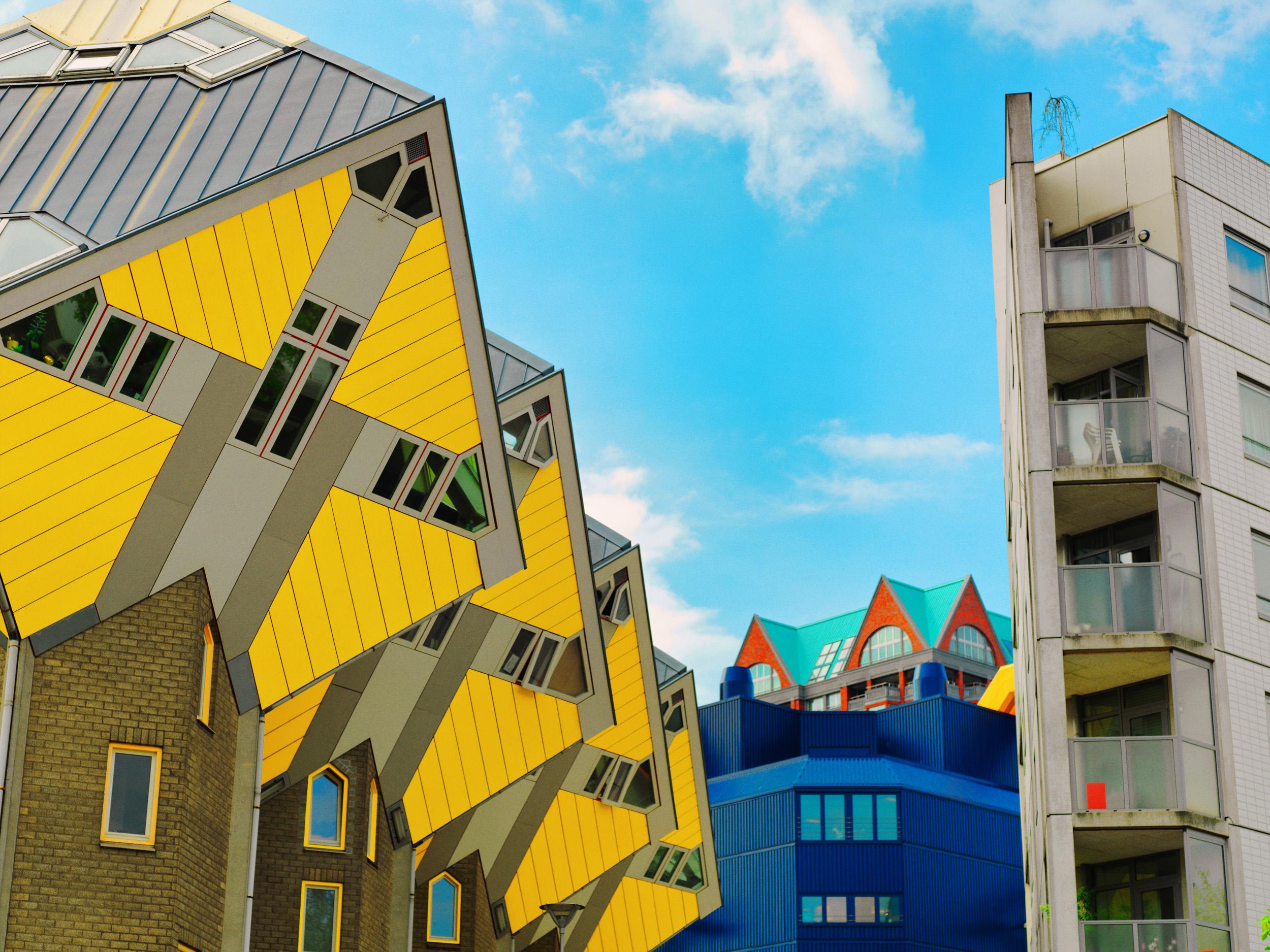 Rotterdam modern Houses