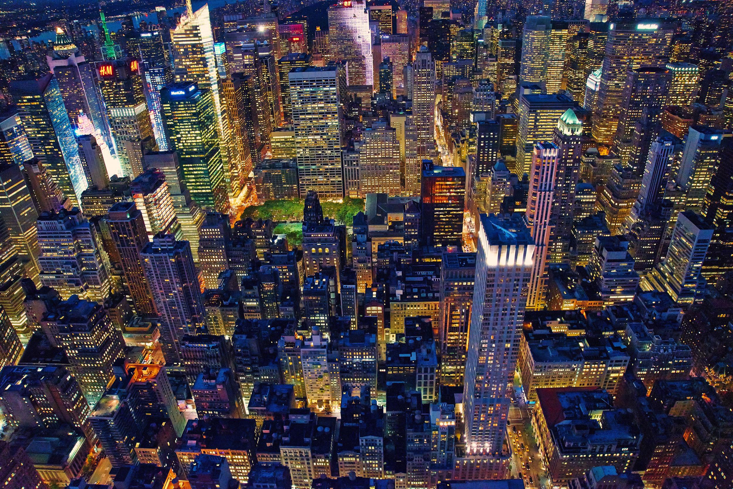 New York Night # 3