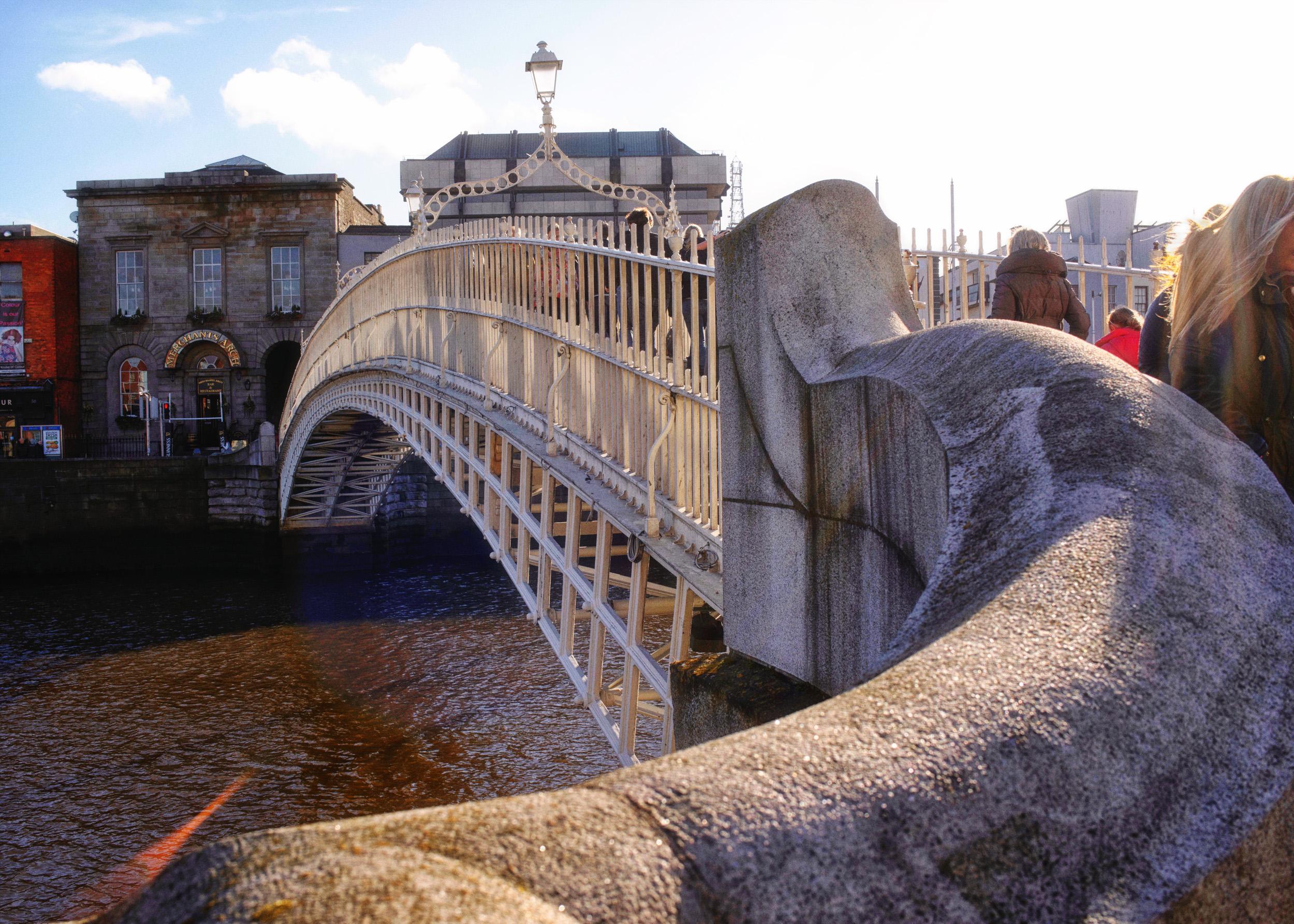 Ha`Penny Bridge