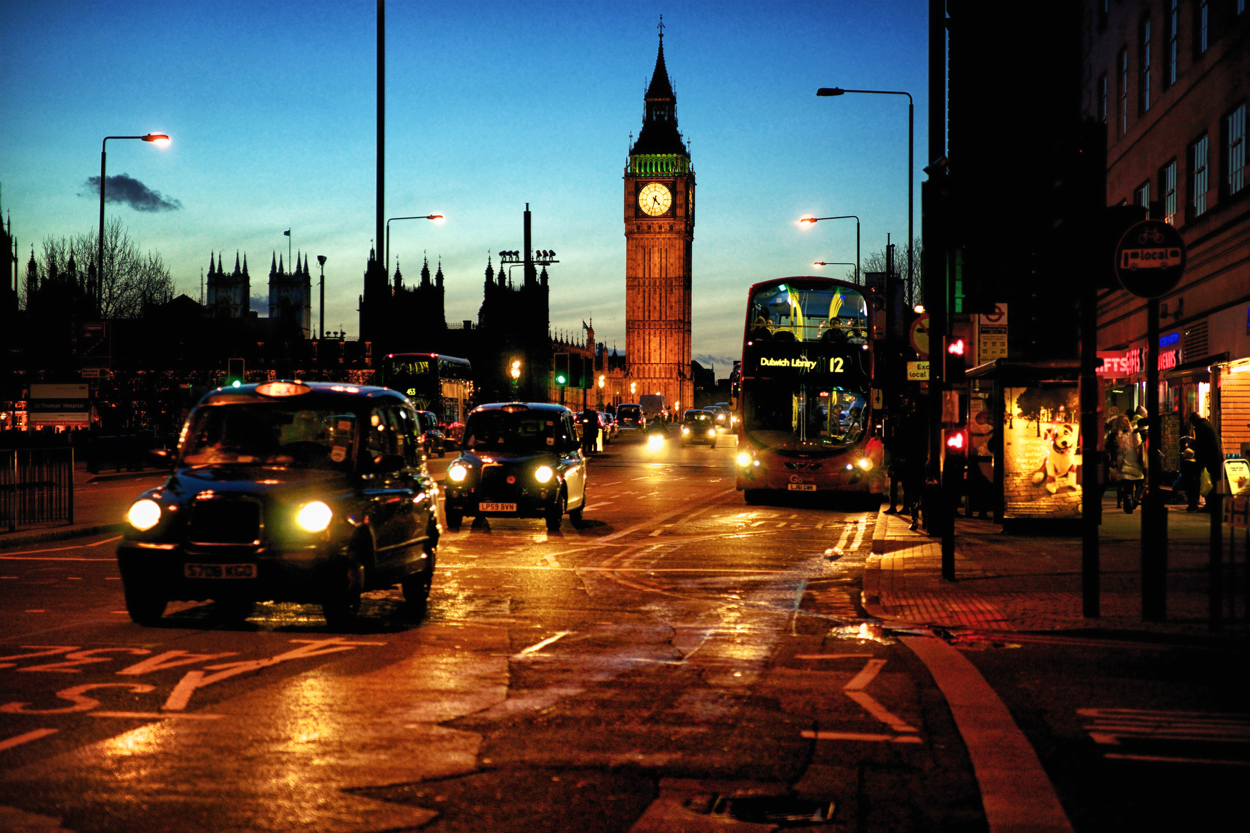 Westminster & Taxis