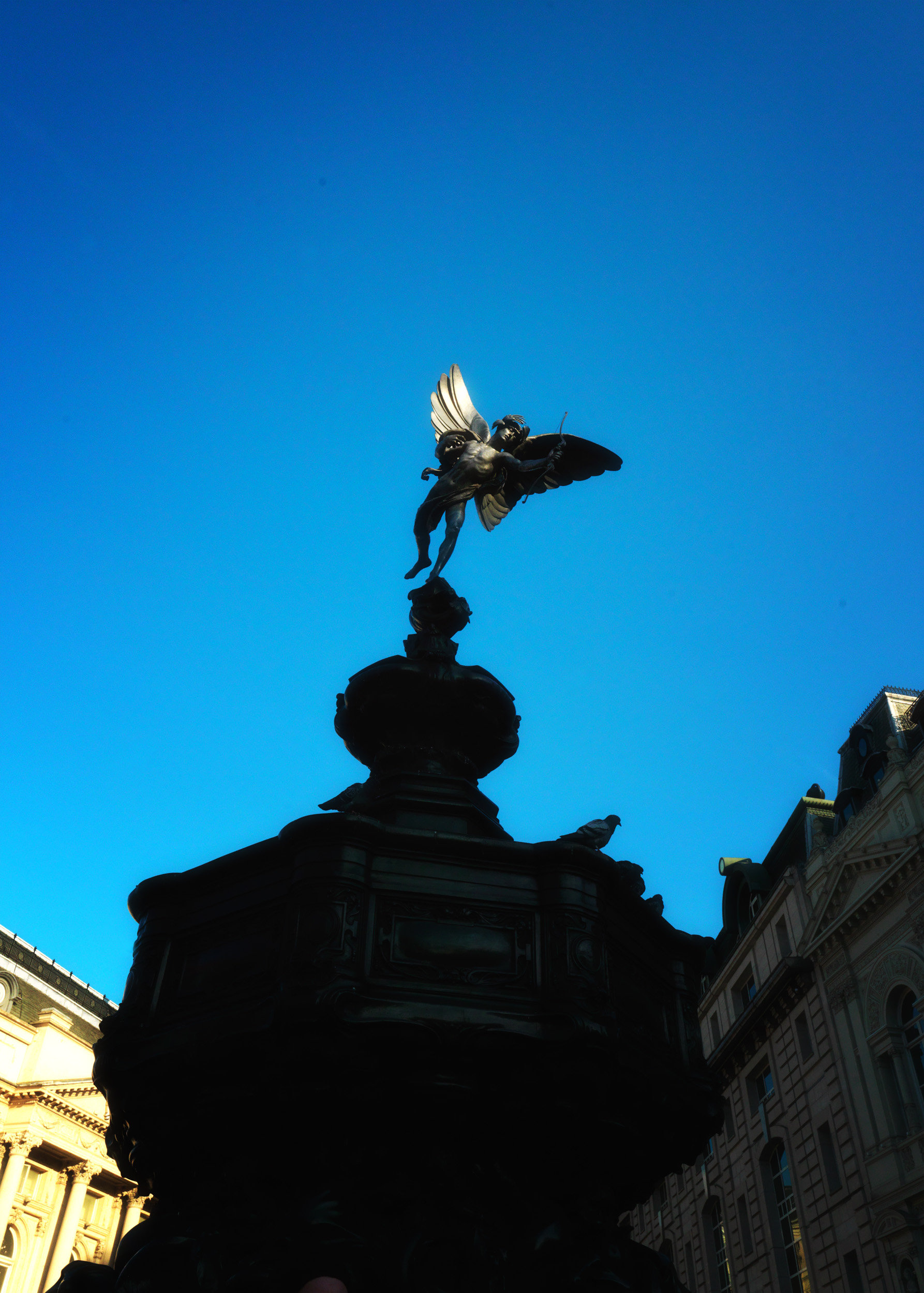 Eros, Piccadilly Circus