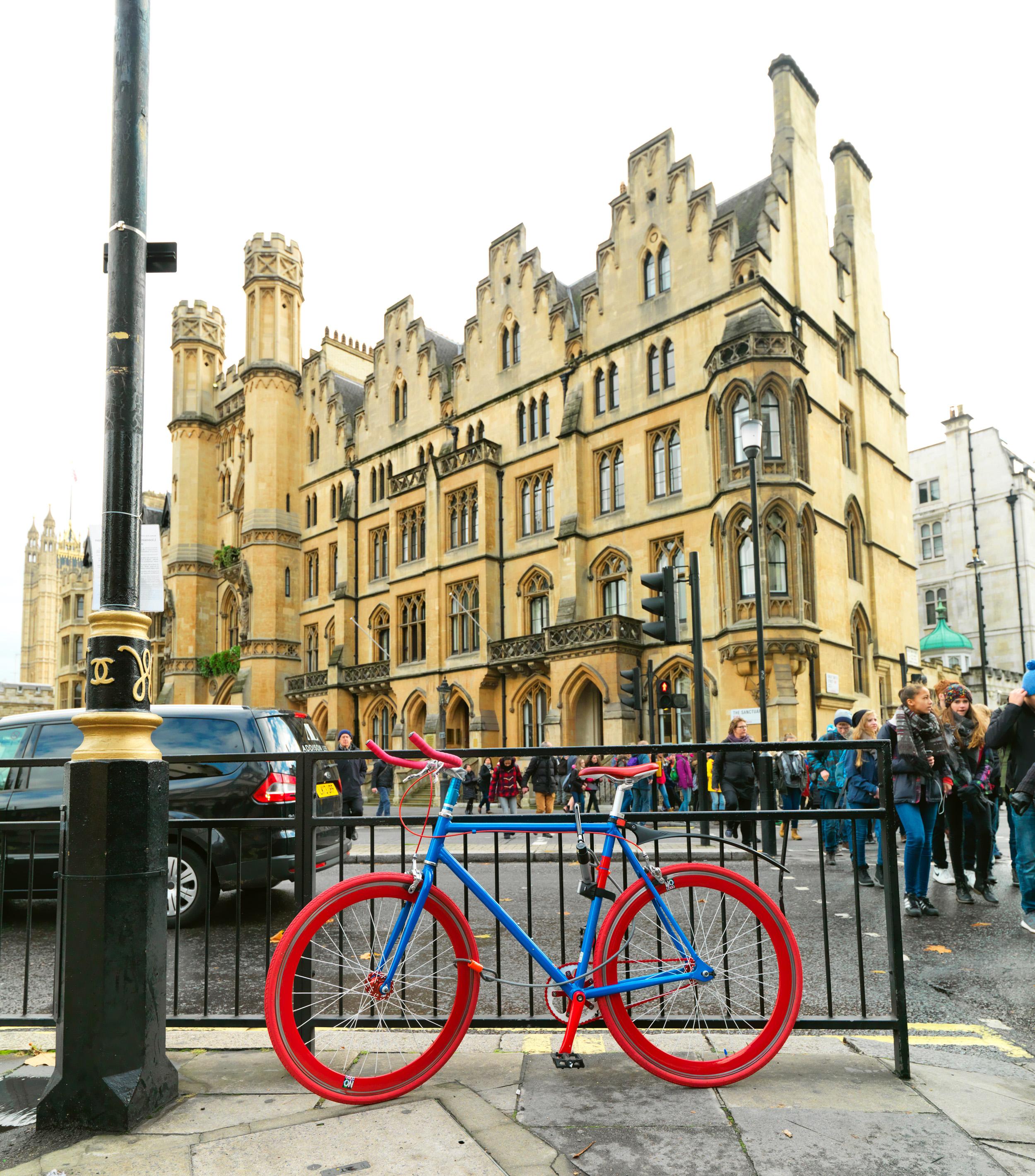 Red&Blue Bike