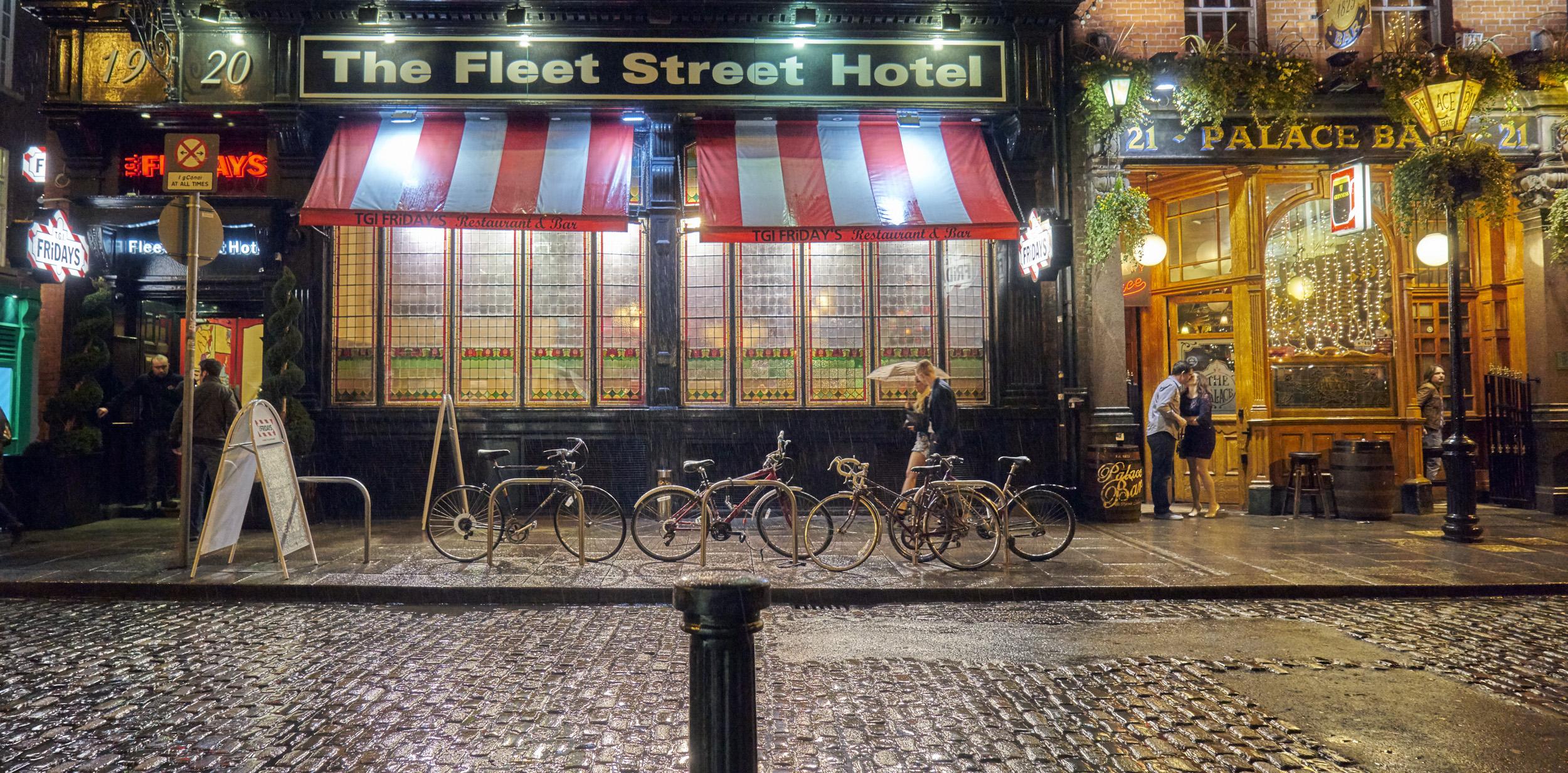 The Fleet Street Hotel # 2