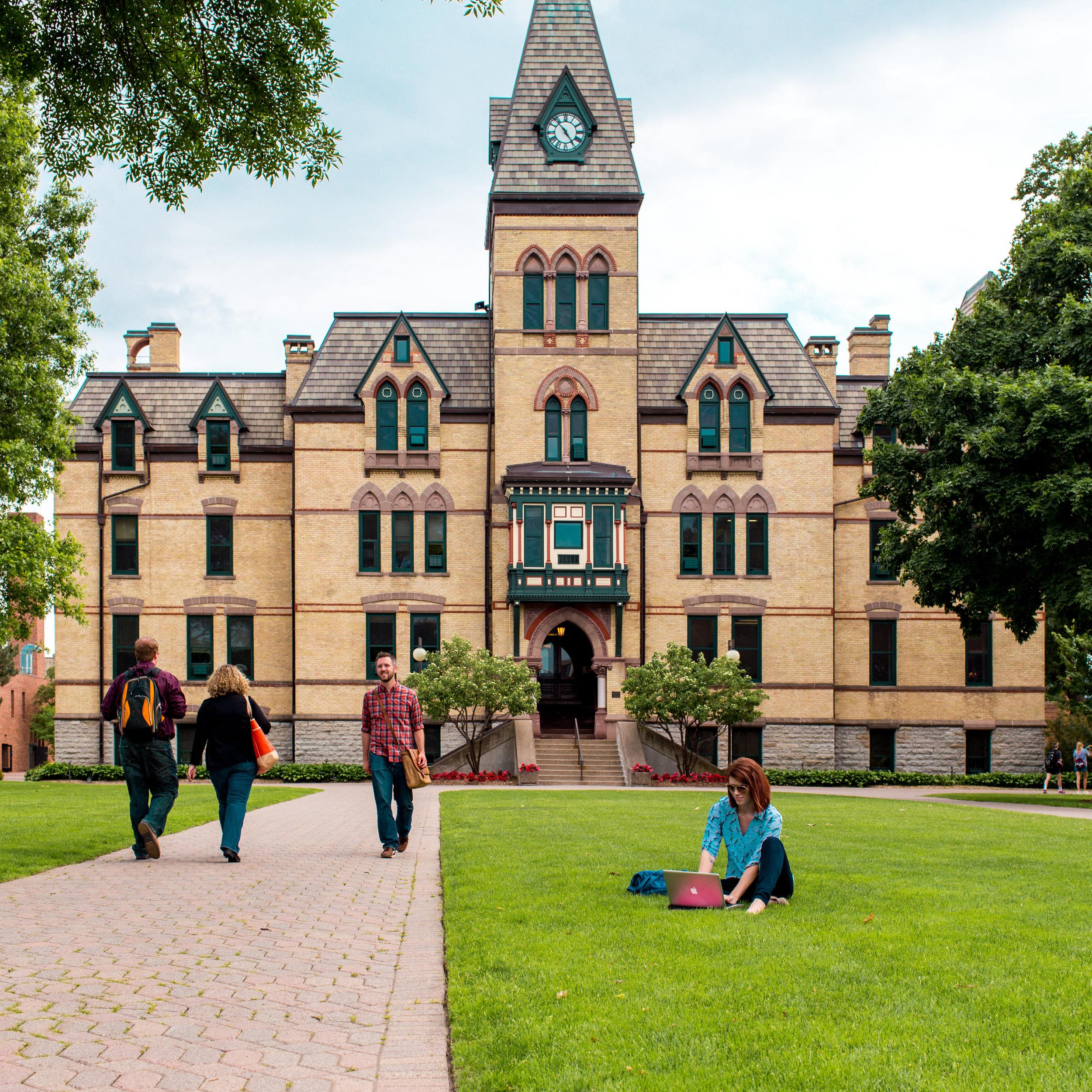 Hamline University, a NExT Institution