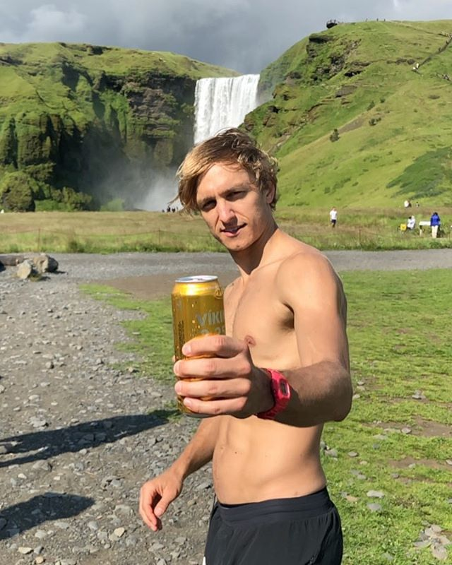 Throw back to running Waterfall Alley in Iceland! We're almost done planning #SYBIceland 2020 🏃🏼♀️🏃🏼♂️🍻🏃🏼♂️🏃🏼♀️ Yo Iceland fam, what were some of the best moments of that trip?