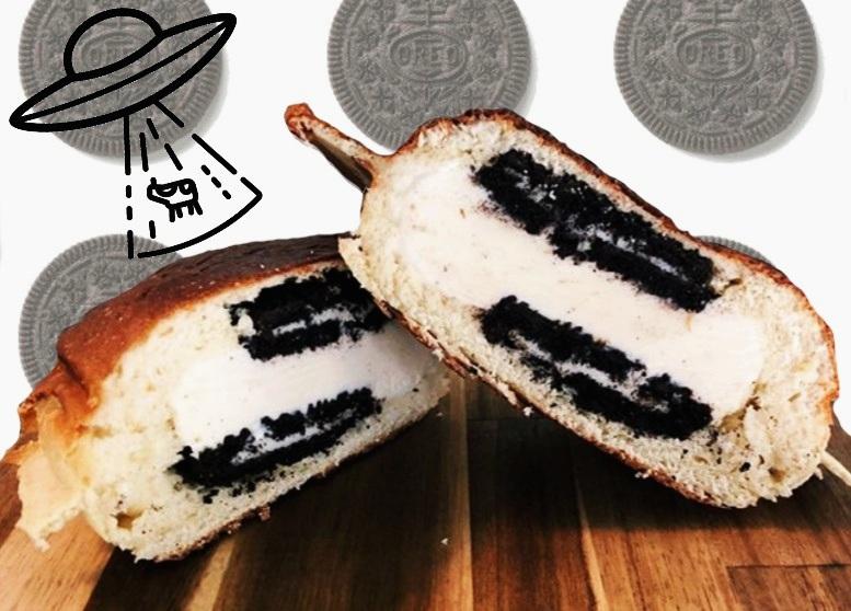 Cookies & Cream Bombolone