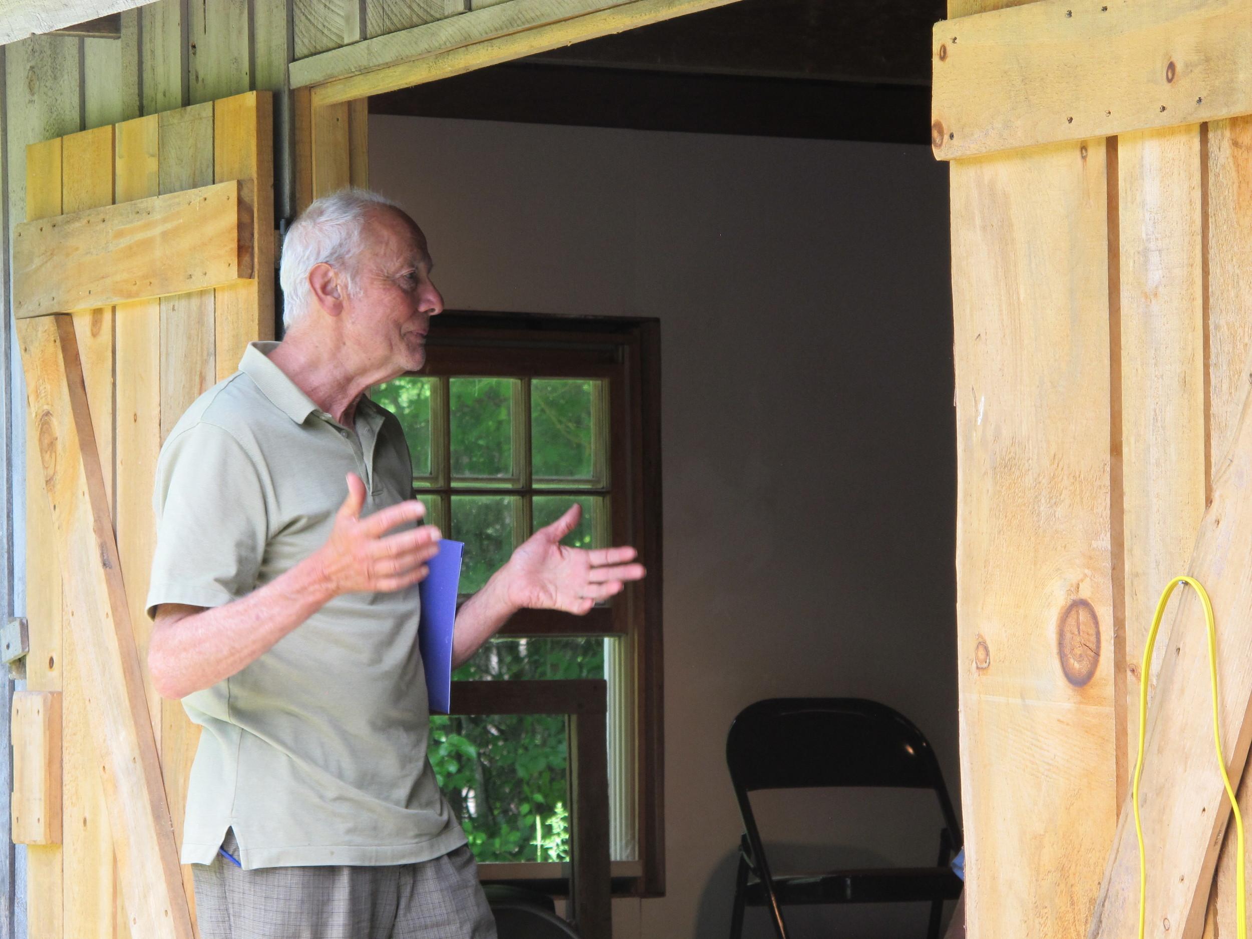 Tony Ferrara moderates the discussion.