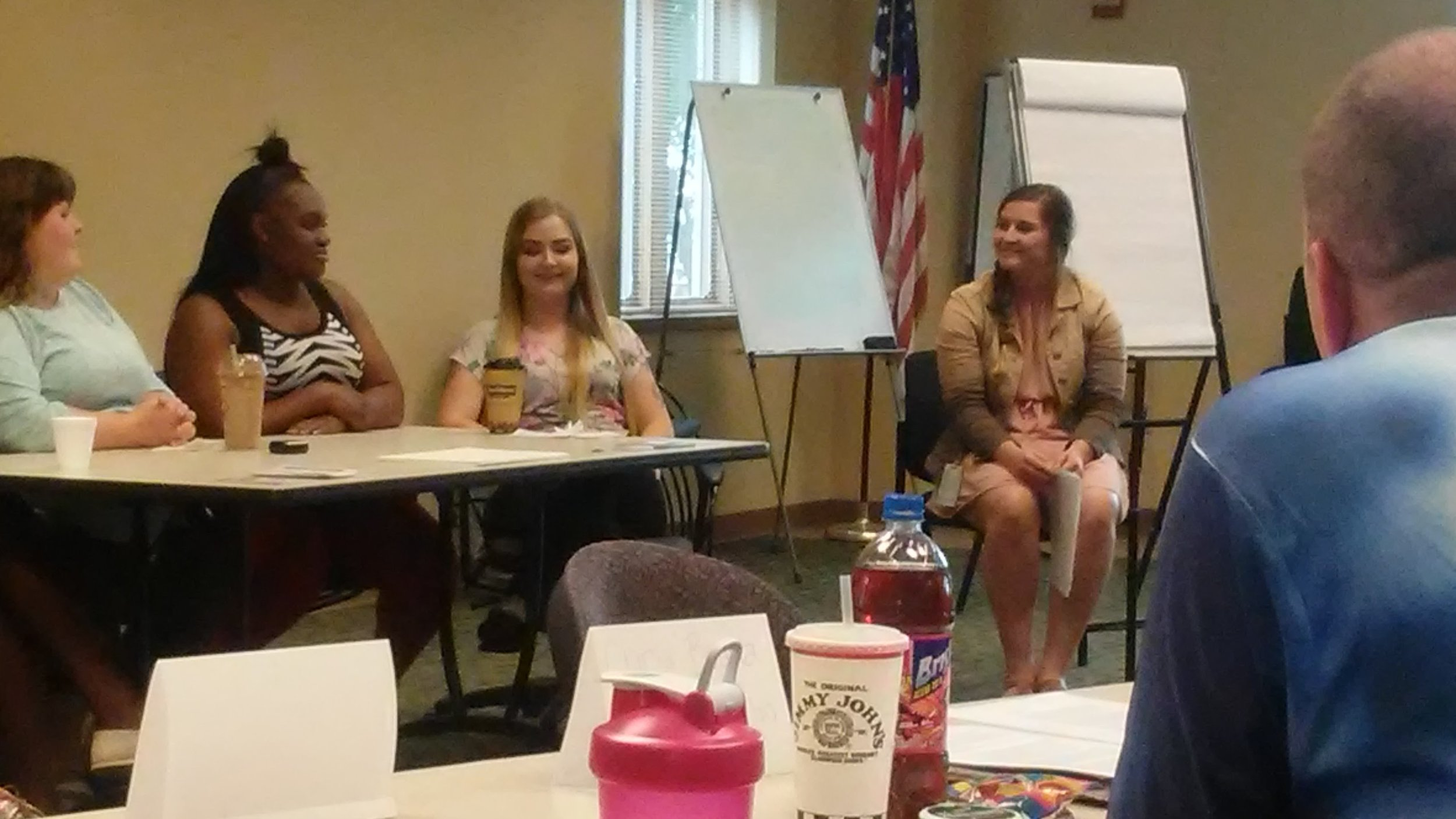 PARTNERSHIPS FOR PERMANENCE - LUTHERAN SOCIAL SERVICES TRAINING