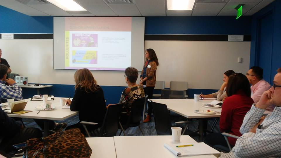 PARTNERSHIPS FOR PERMANENCE - POLLEN MIDWEST AND PROPEL NONPROFITS TRAINING