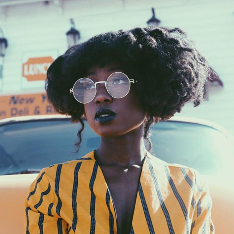 BLACHAZ3 - Hazel, MSWEvent Host, Thrift ConnoisseurConsolidating Philanthropy & Social Justice With Fashion, Art & Laughs In Order To Change The World In A Positive Way.Brand: Fists Up, Afros OutYoutube series: BarGAINING with BlacHaz3Instagram: @BlacHaz3Twitter: @Zaaaym_SheBLACKInquiries: Blachaz3@aol.com
