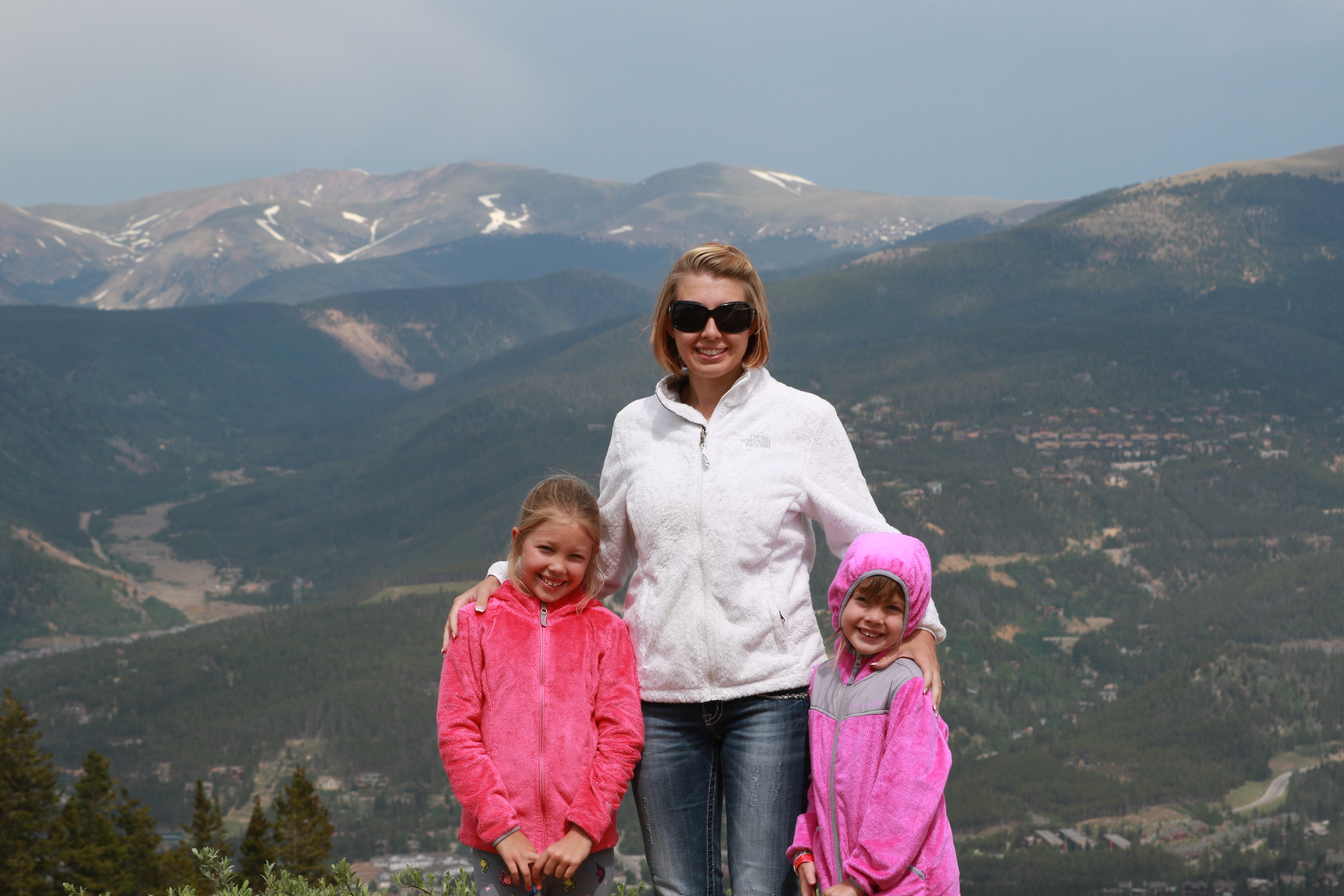 Vacationing in Breckenridge, CO on June 22, 2016.