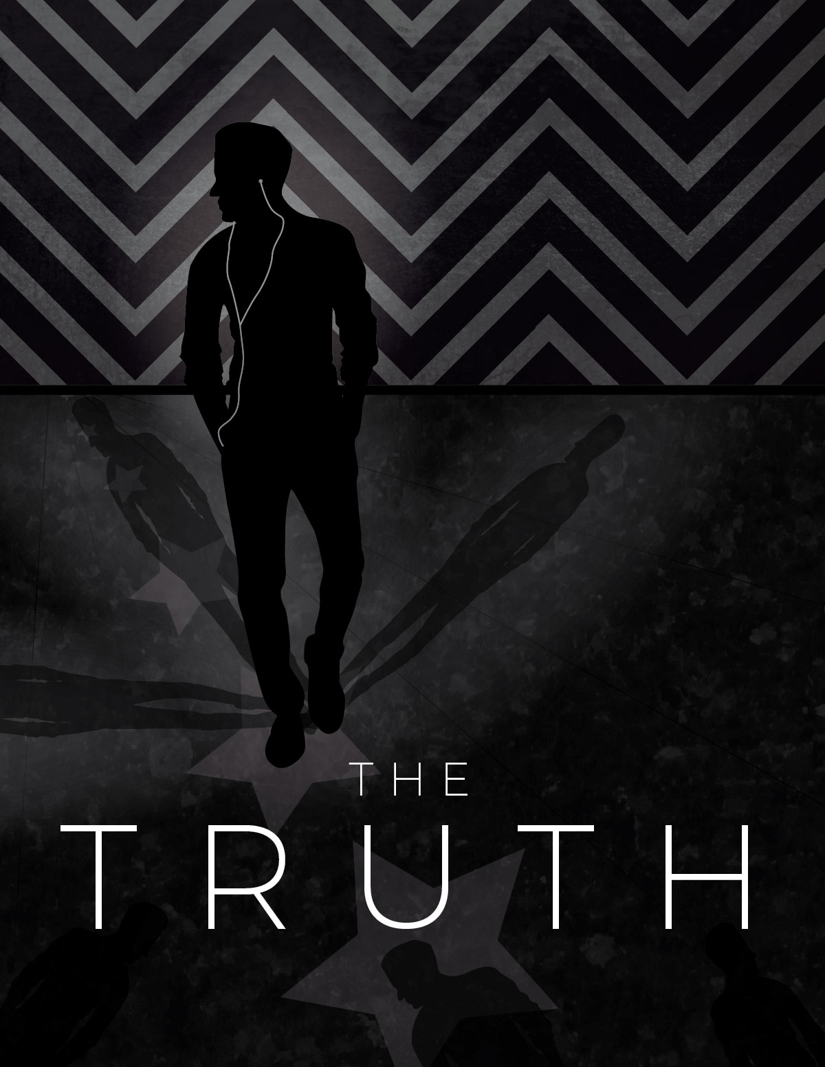 The Truth Postcard/Flyer Design