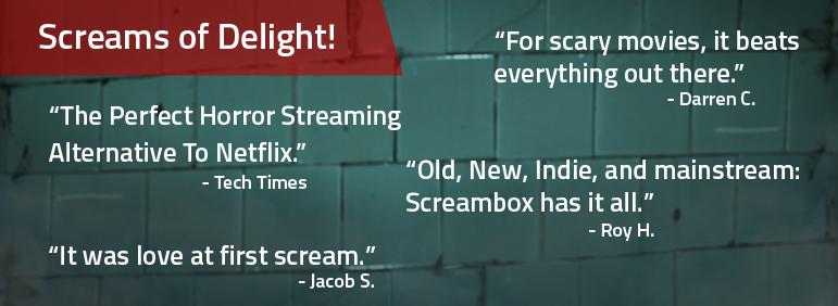 """""""Screams of Delight!"""" Spotlight"""