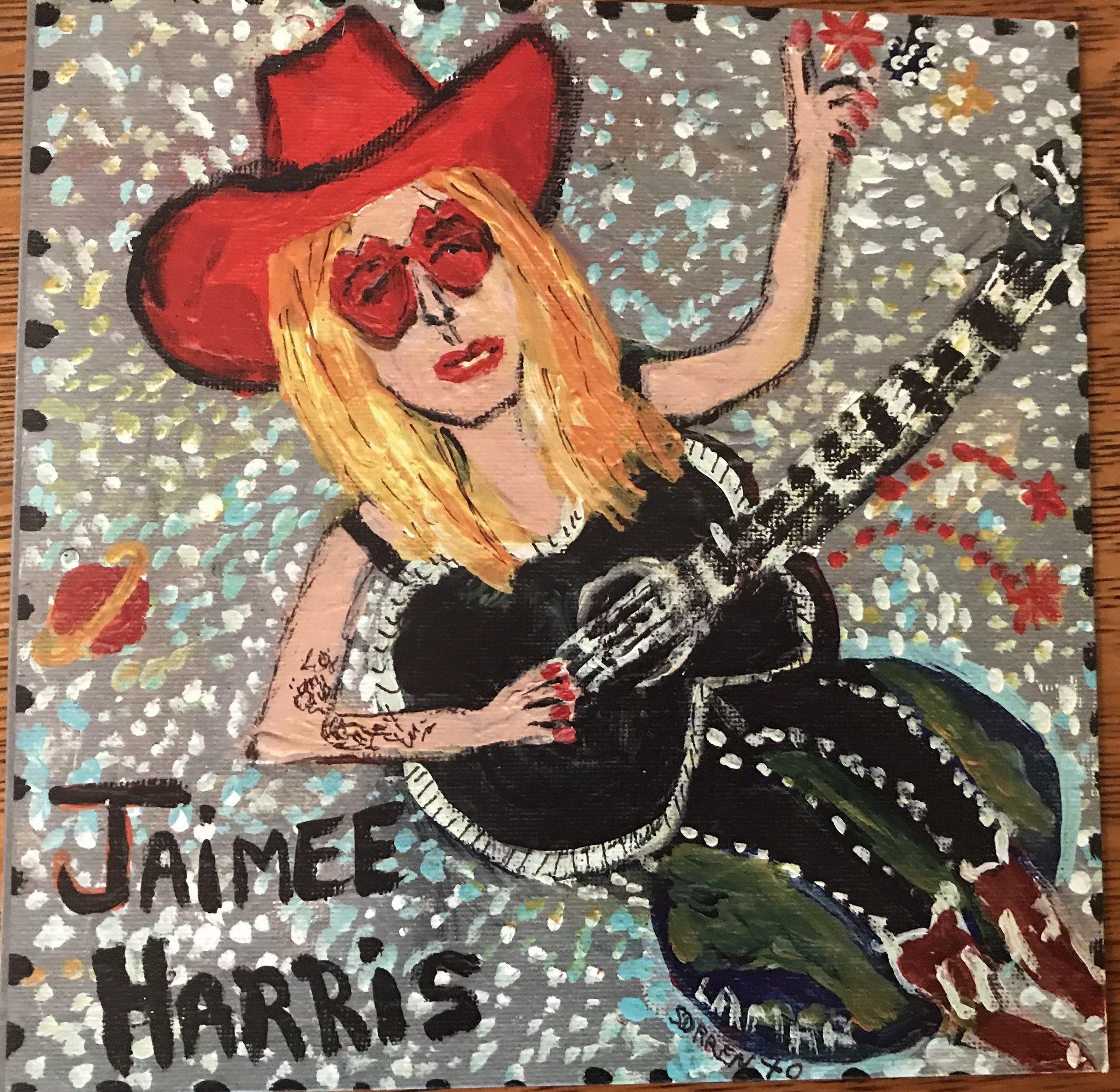 Jaimee Harris Session 1