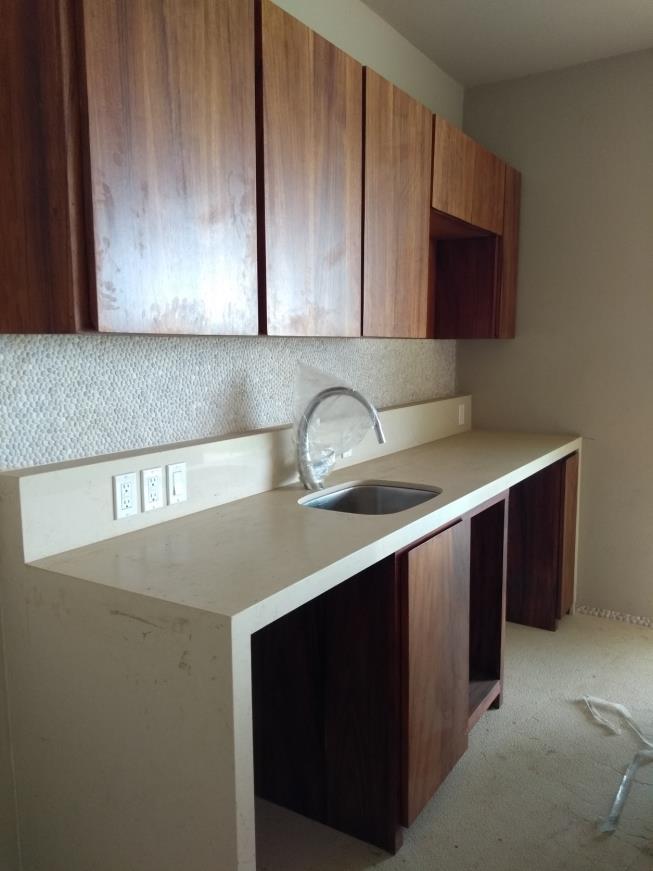 Kitchen carpentry