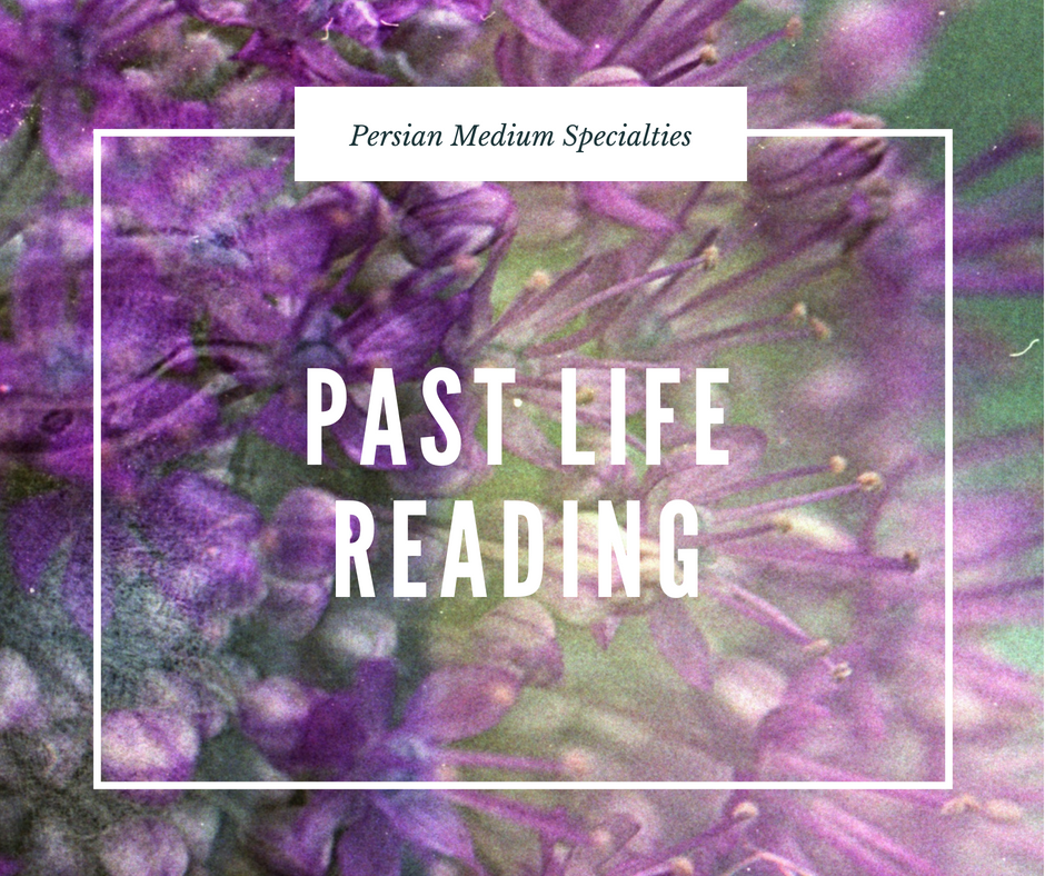 Past Life Reading - Did you know that your past lives have an affect on your current lifetime? Your past lives have an affect on crafting who you are, why cycles may be repeating in your life, aches and pains that doctor's can't diagnose and much more. During a session I will access information regarding your past lives and provide healing to help you move past any issues.