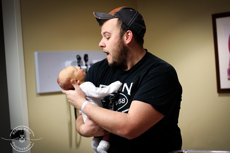 Granger Newborn Photographer