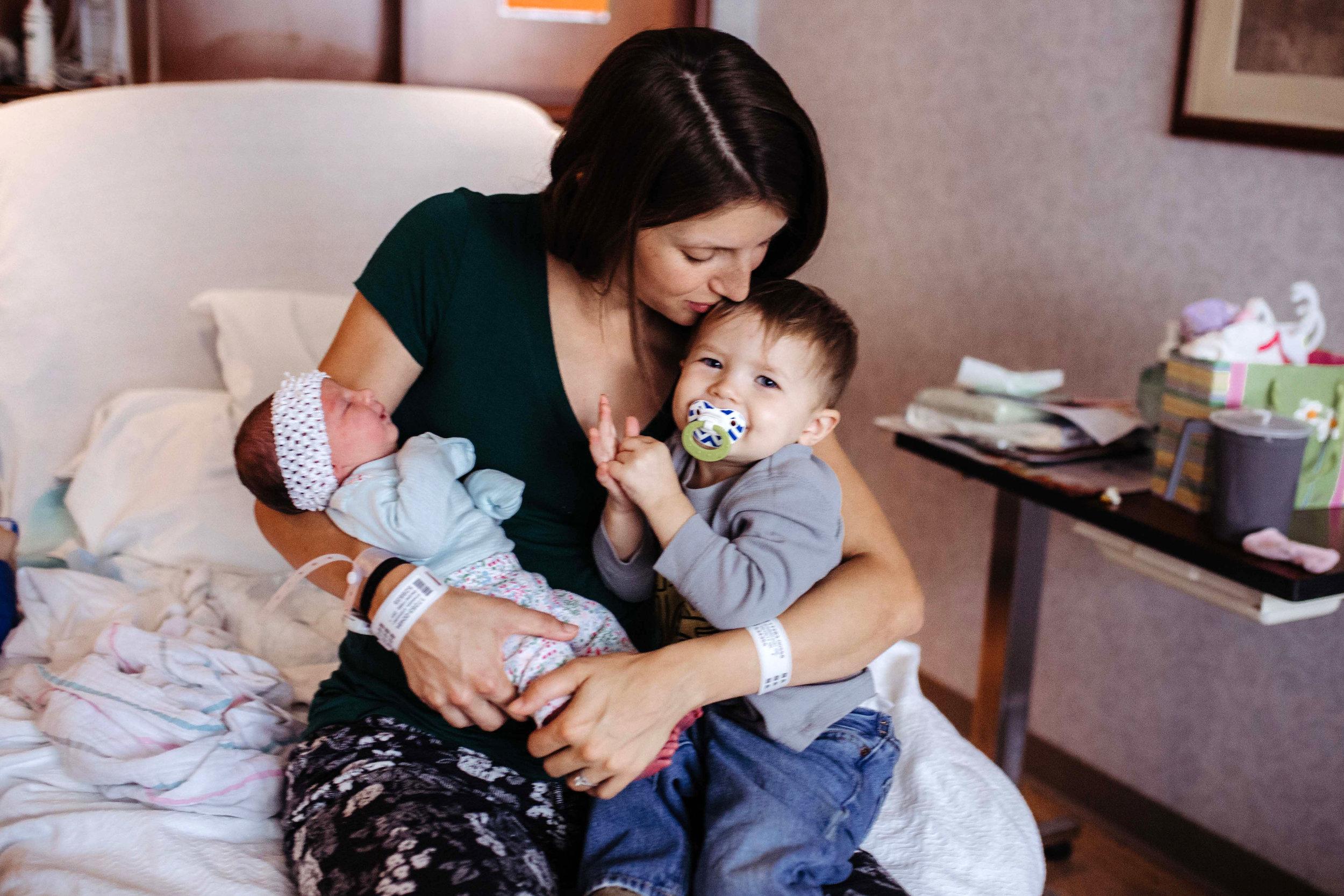 fresh 48 newborn photographer michiana