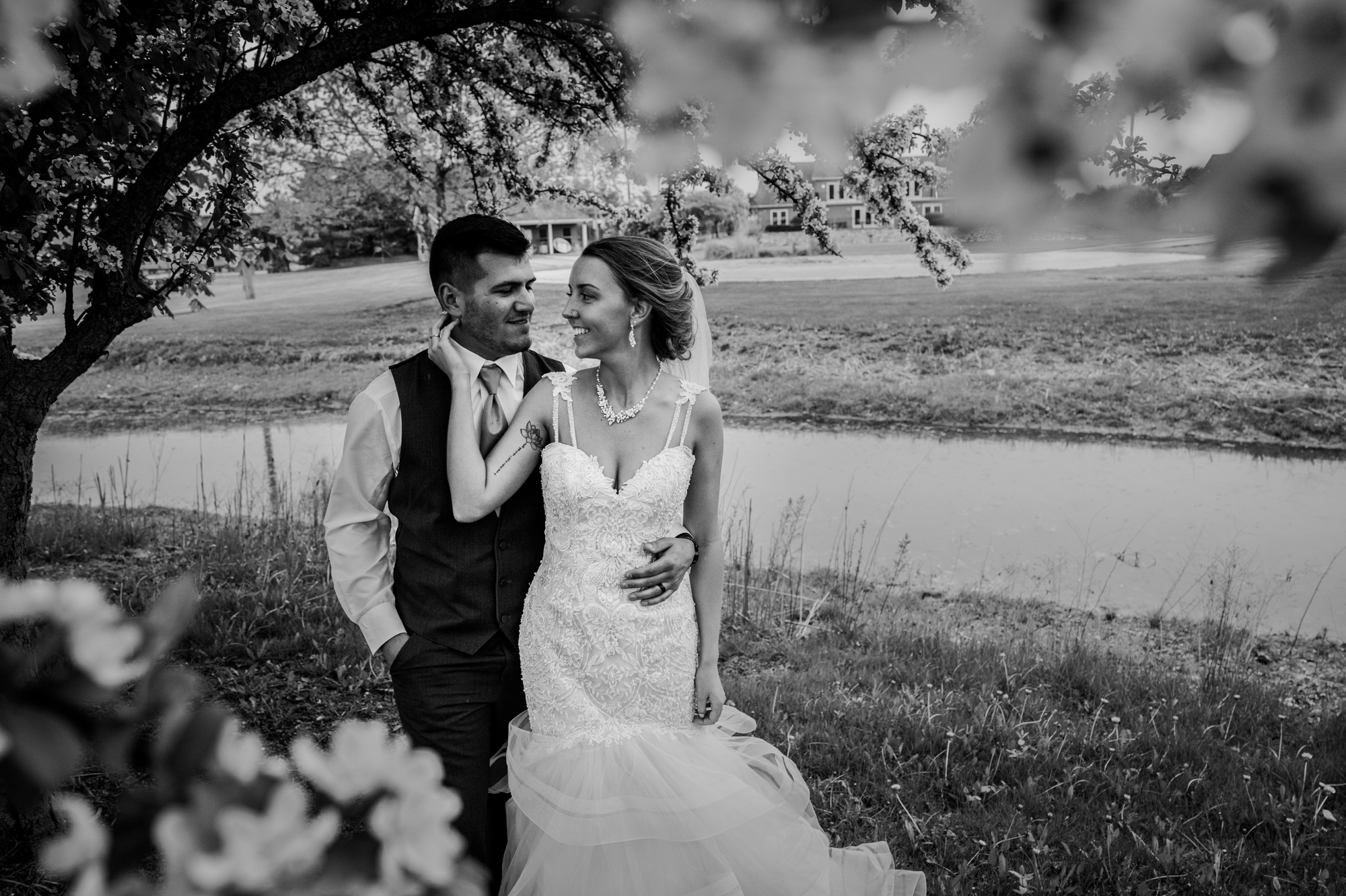 plymouth indiana wedding photographer