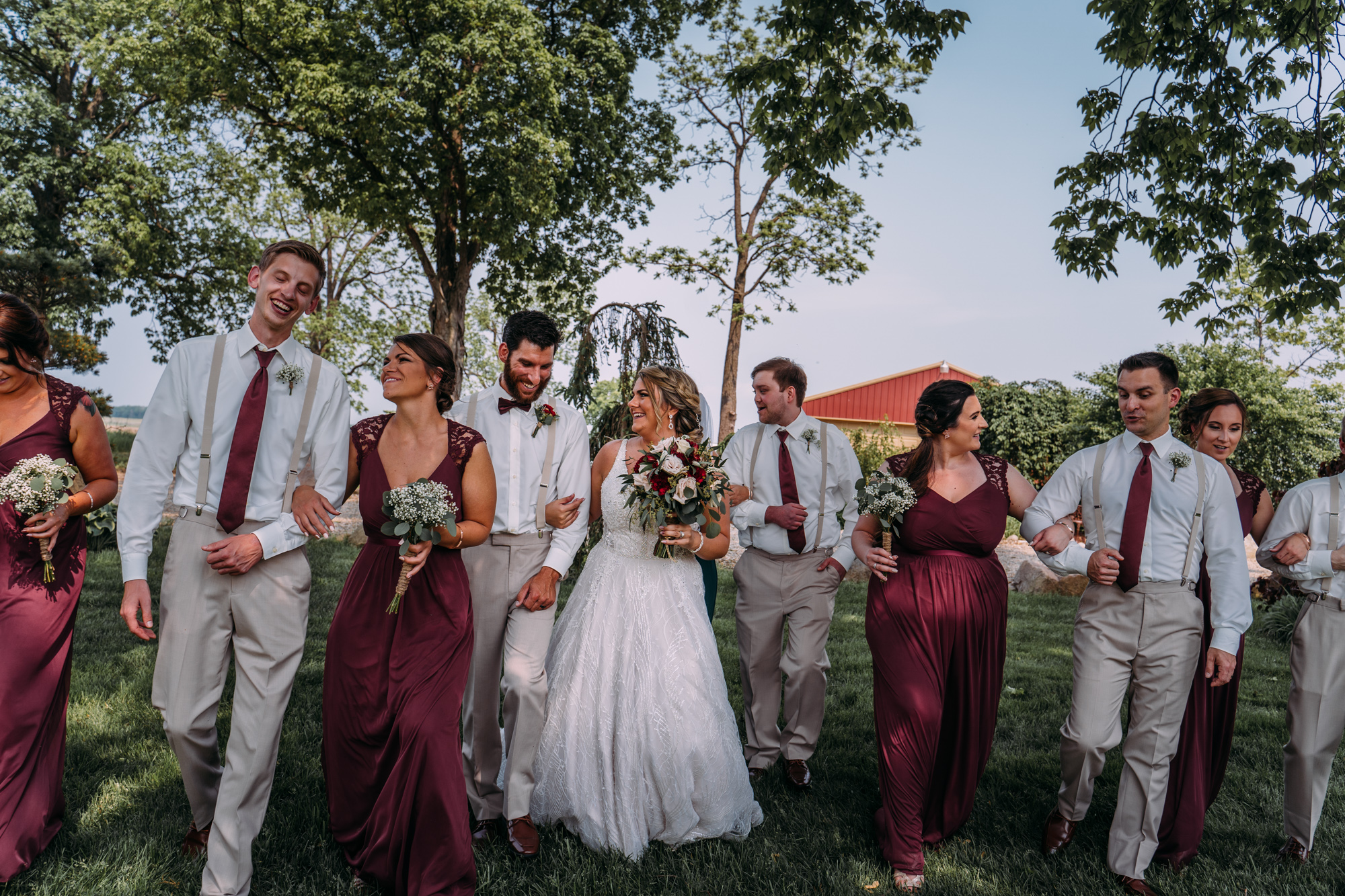 Wedding packages - start at $1900.