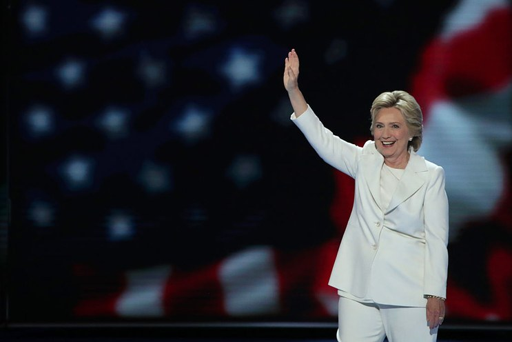 Hillary Rodham Clinton for President